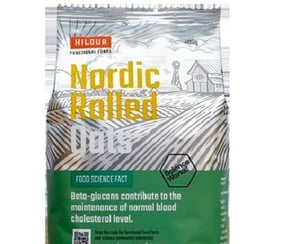 Nordic Rolled Oats 400 G
