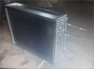 Stainless Steel Chilled Water Coils