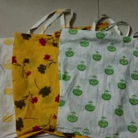 Eco Friendly Cotton Carry Bags