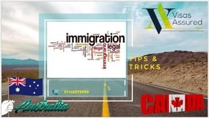 Immigration Services for Canada and Australia