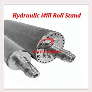 Hard Chrome Type Corrugated Roller