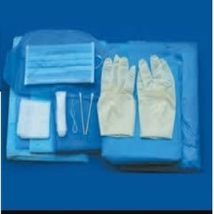Maternity Kit For Surgical Use