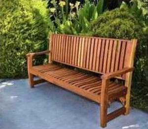 Termite Proof Wooden Chairs