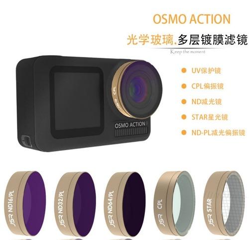 Dji Uav Filter Uv Protector Nd Dimmer Cpl Polarizer Optical Lens
