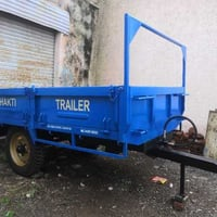 Modern Agriculture Tractor Trailer