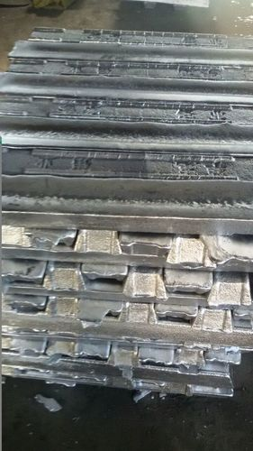 Aluminium Ingots With 99.8% Purity