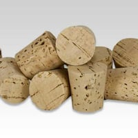 Brown Wooden Corks Stoppers Bungs