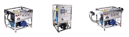 Sea Water Reverse Osmosis Equipment