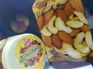 Special Dry Fruit Mixed with Honey