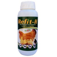 Broiler Growth Promoter Multivitamin For Poultry (REFIT-H 500 ml.)