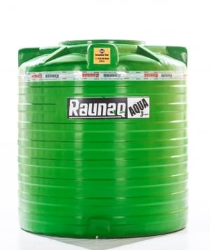 Green Color Water Tank
