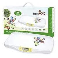 White Baby Weighing Scale (Rossmax WE300)