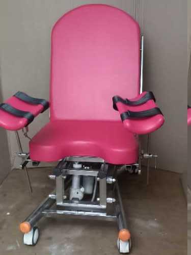 Gynaec Examination Procedure Chair