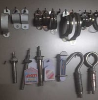 Industrial Pipe Fitting Saddles
