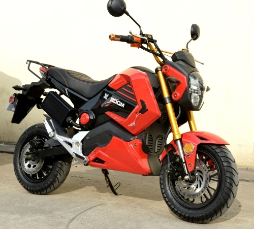2000 Watt Marvel Electric Motorcycle Scooter Moped