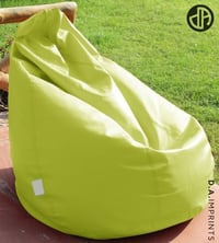 Attractive Look Leatherette Bean Bags