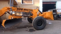 High Performance Tractor Grader Attachment