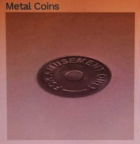Eco Friendly Metal Coin