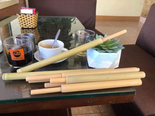 Eco Friendly Bamboo Straws