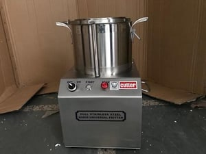 Food Cutter With Stainless Steel Material