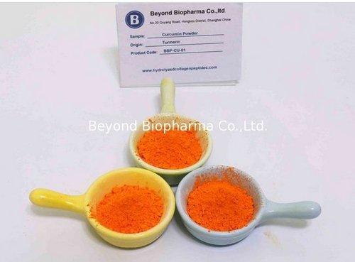 Supplement Grade Curcumin Powder Extracted From Curcuma Longa Root 95% Purity