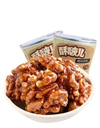 Sweet Candied Walnut Kernel