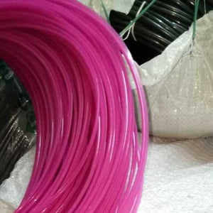 Coloured Covering Wire