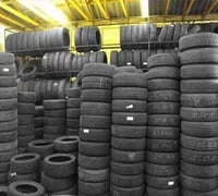 Used Tyres For Cars
