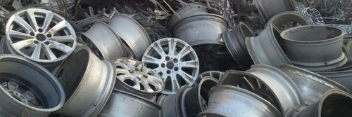 Aluminum Alloy Wheel (Gray)