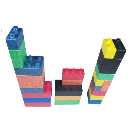 Colorful EPP Foam Kids Building Blocks