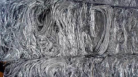 High Purity Aluminum Wire Scrap