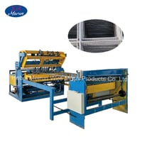 High Speed Automatic Wire Fence Mesh Welding Machinery, Welded Wire Mesh Machine