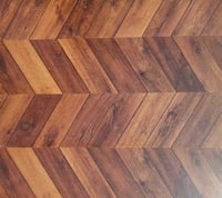 Wooden Flooring With Oak Wood