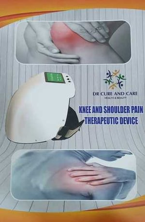 Knee and Shoulder Pain Therapeutic Device