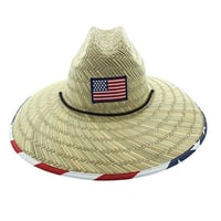Sun Protective Straw Hat
