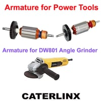 Armature for Power Tool ( DW801 Angle Grinder)