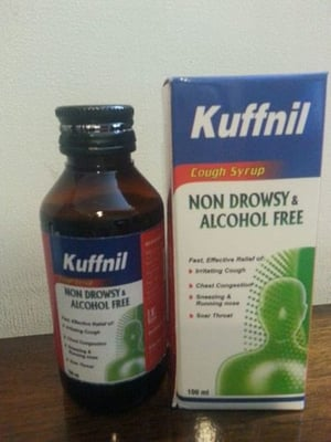 Kuffnil Cough Syrup