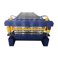 Roof Tile, Wall Panel Roll Forming Machine
