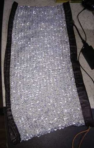 Chainmail Skirt for Women