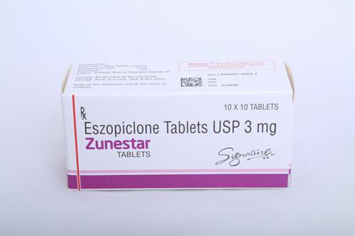 eszopiclone 3 mg price