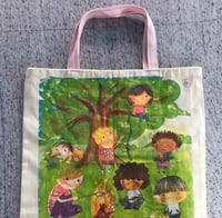 100% Cotton Carry Bags
