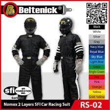 Motorsport Multi Layer Suit SFI3.2A/5 Rated Beltenick
