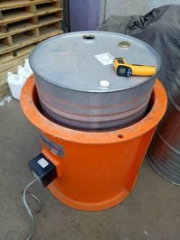 Flame Proof Drum Heater