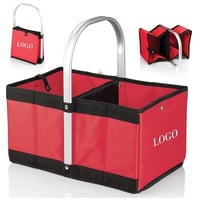 Collapsible Basket with Handle