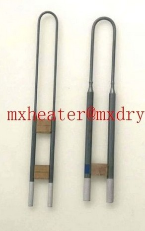 Customed Fast Heating Mosi2 Heating Elements