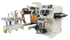 Automatic Uncoiler Straightener And NC Feeder
