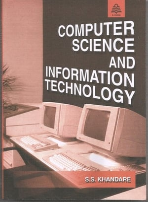 Computer Science And Information Technology Book