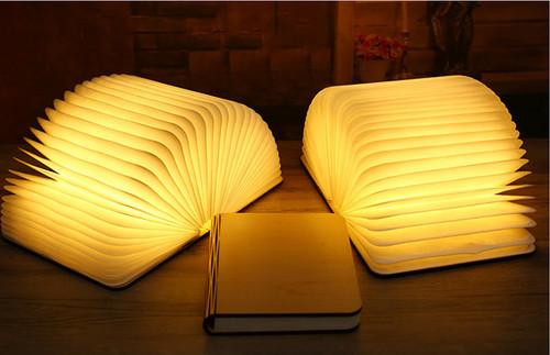Creative LED Book Light