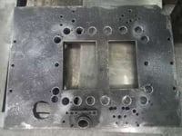 Highly Accurate Jig Boring Machine