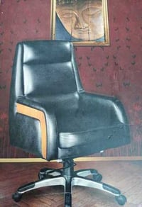 Office Boss Leather Chair
